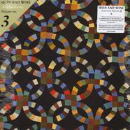 Iron & Wine - Archives Series Volume No. 3  Blue Vinyl Edition