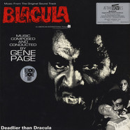 Gene Page - OST Blacula Red Vinyl Edition