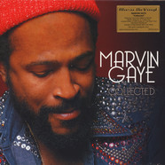 Marvin Gaye - Collected Blue Vinyl Edition