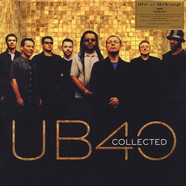 Ub40 - Collected Colored Vinyl Editon