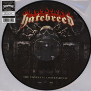 Hatebreed - The Concrete Confessional Picture Vinyl Edition