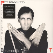 Pete Townshend - All The Best Cowboys Have Chinese Eyes Gold Vinyl Edition