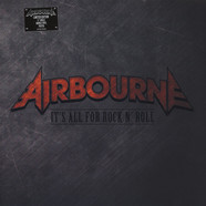 Airbourne - It's All For Rock N' Roll / It's Never Too Loud For Me