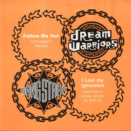 Dream Warriors & Gang Starr - Follow Me Not