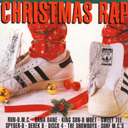 V.A. - Christmas Rap Red Vinyl Edition