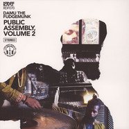 Damu The Fudgemunk - Public Assembly Volume 2 Gold Vinyl Edition