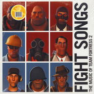 Valve Studio Orchestra - Fight Songs: The Music Of Team Fortress 2 Yellow Vinyl Edition