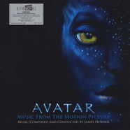 James Horner - OST Avatar Blue Vinyl Edition