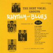 Penguins, The / Medallions, The / Don Julian & The Meadowlarks / Dootones, The - The Best Vocal Groups - Rhythm And Blues