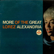 Lorez Alexandria - More Of The Great Lorez Alexandria