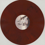 Drafted - Static Depth Red Marbled Vinyl Edition