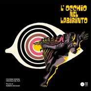 Roberto Nicolosi - OST L'Occhio Nel Labirinto (Eye Of The Labyrinth)