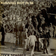 Cock Sparrer - Running Riot In '84