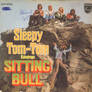 Sitting Bull - Sleepy Tom Tom / Raindrops
