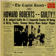 Howard Roberts - Guilty!!