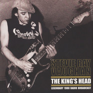 Stevie Ray Vaughan - The King's Head - Legendary 1980 Radio Broadcast