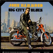 John Paul Hammond - Big City Blues