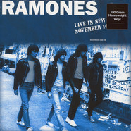 Ramones - Live in New York, November 14th 1977