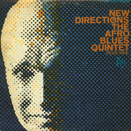 The Afro Blues Quintet Plus One - New Directions Of The Afro Blues Quintet Plus One