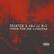 Starvin B & DJ M-1 - Choose Your Own Adventure Colored Vinyl Edition