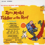 V.A. - Zero Mostel Fiddler On The Roof