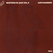 Gato Barbieri - Masters Of Jazz Vol.9
