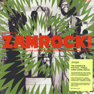 V.A. - Welcome To Zamrock Volume 2