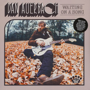 Dan Auerbach of The Black Keys - Waiting On A Song Blue / Yellow Vinyl Edition