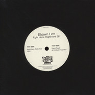 Shawn Lov - Right Here, Right Now EP