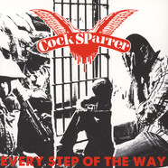 Cock Sparrer - Every Step Of The Way (Red)