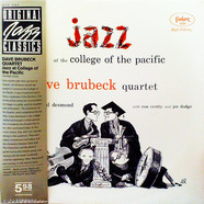 Dave Brubeck Quartet Featuring Paul Desmond With Ron Crotty And Joe Dodge, The - Jazz At College Of The Pacific