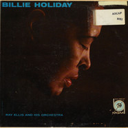 Billie Holiday With Ray Ellis And His Orchestra - Billie Holiday