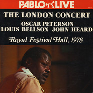 Oscar PetersonLouis BellsonJohn Heard - The London Concert