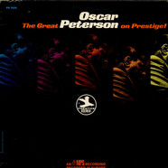 Oscar Peterson - The Great Oscar Peterson On Prestige