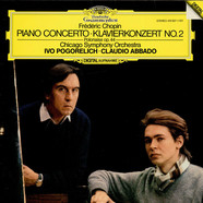 Frederic Chopin - Piano Concerto No. 2 / Polonaise Op. 44