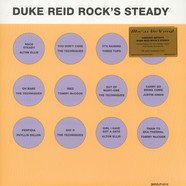 V.A. - Duke Reid Rock's Steady Colored Vinyl Edition