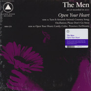 Men, The - Open Your Heart Purple Vinyl Edition