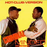 Boogie Down Productions - Criminal Minded (Hot-Club-Version) (All Instrumental)
