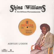 Shina Williams And His African Percussionists - Agboju Logun