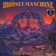 Bröselmaschine - Indian Camel Black Vinyl Edition