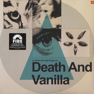 Death And Vanilla - To Where The Wild Things Are Colored Vinyl