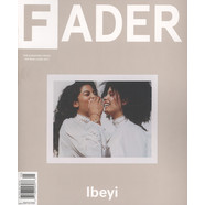 Fader Mag - 2017 - June / July - Issue 109