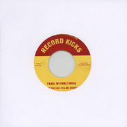 Pama International - Then You Can Tell Me Goodbye / Gasoline Clear Vinyl Edition