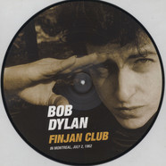 Bob Dylan - Finjan Club In Montreal, July 2, 1962