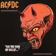 AC/DC - Did You Ring My Bells? - The Legendary Broadcasts