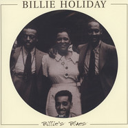 Billie Holiday - Billie's Blues Picture Disc edition