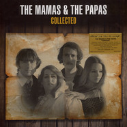 Mamas & The Papas, The - Collected Yellow Vinyl Edition