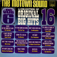 V.A. - The Motown Sound: A Collection Of 16 Original Big Hits Vol. 6