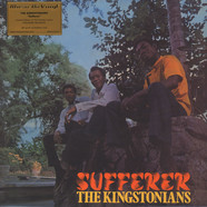 Kingstonians - Sufferer Orange Vinyl Edition