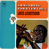Louis Armstrong - Armstrong For Ever, Vol. 1